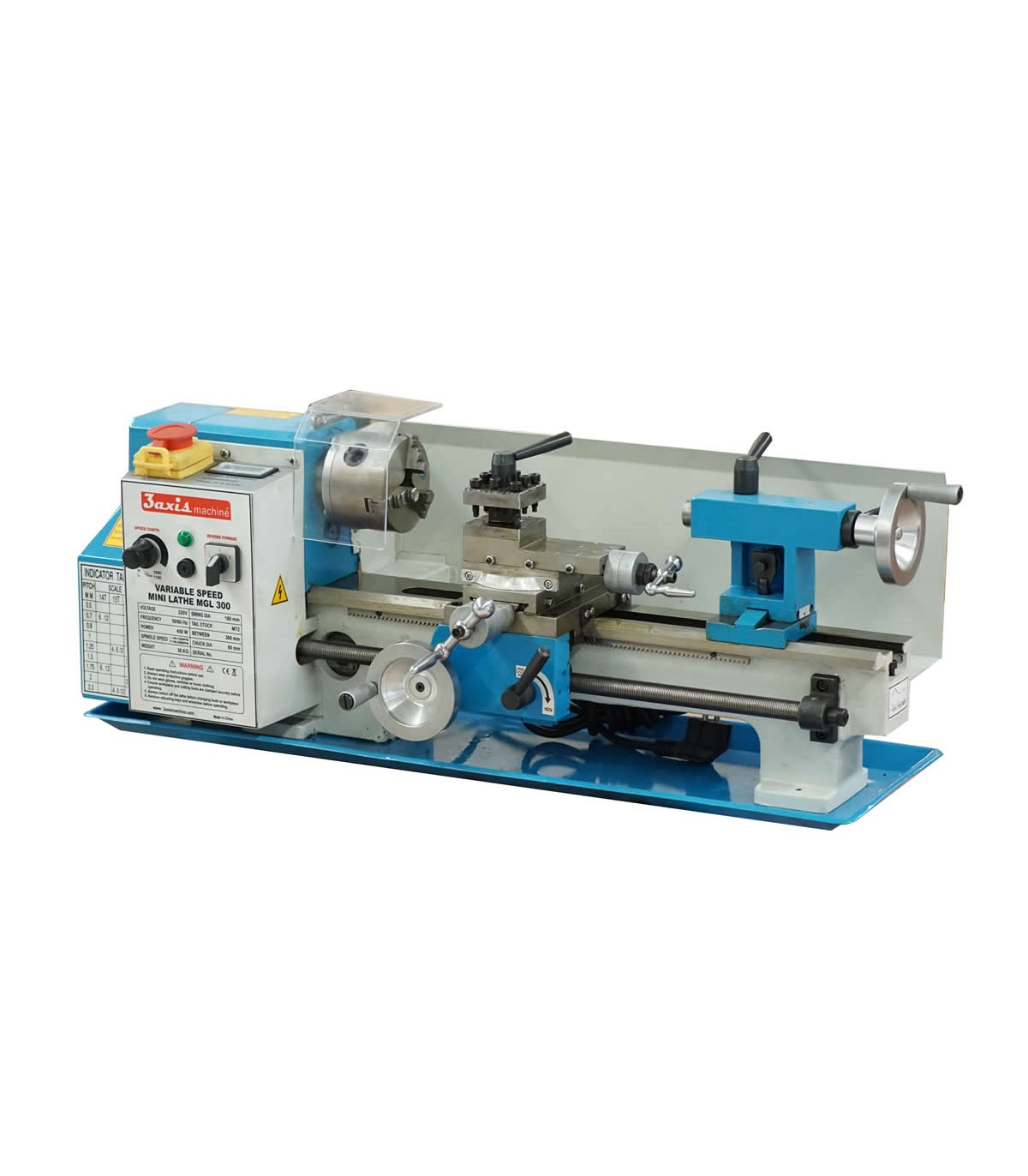 Mini Metal Lathe For Precision Parts And Usefull For All
