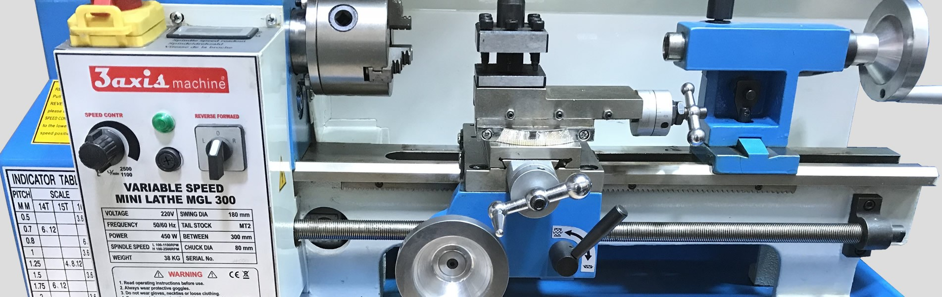 Metal Lathe Machines